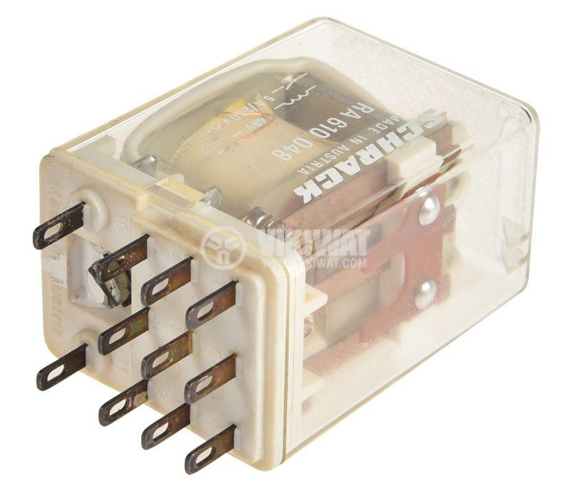 Електромагнитно реле RA 610 048, - 1