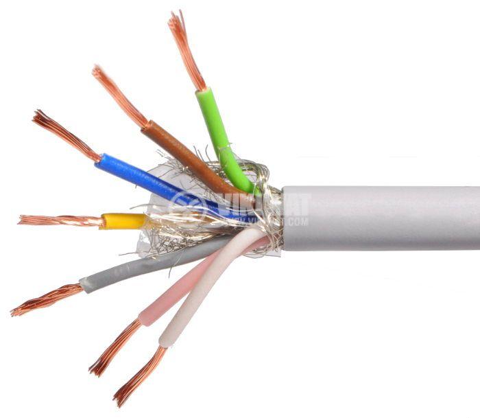 LIYCY екраниран кабел 7x0.5mm2