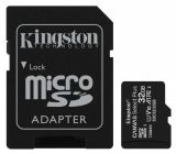 Memory card KINGSTON Canvas Select Micro SDHC, 32GB, class 10
