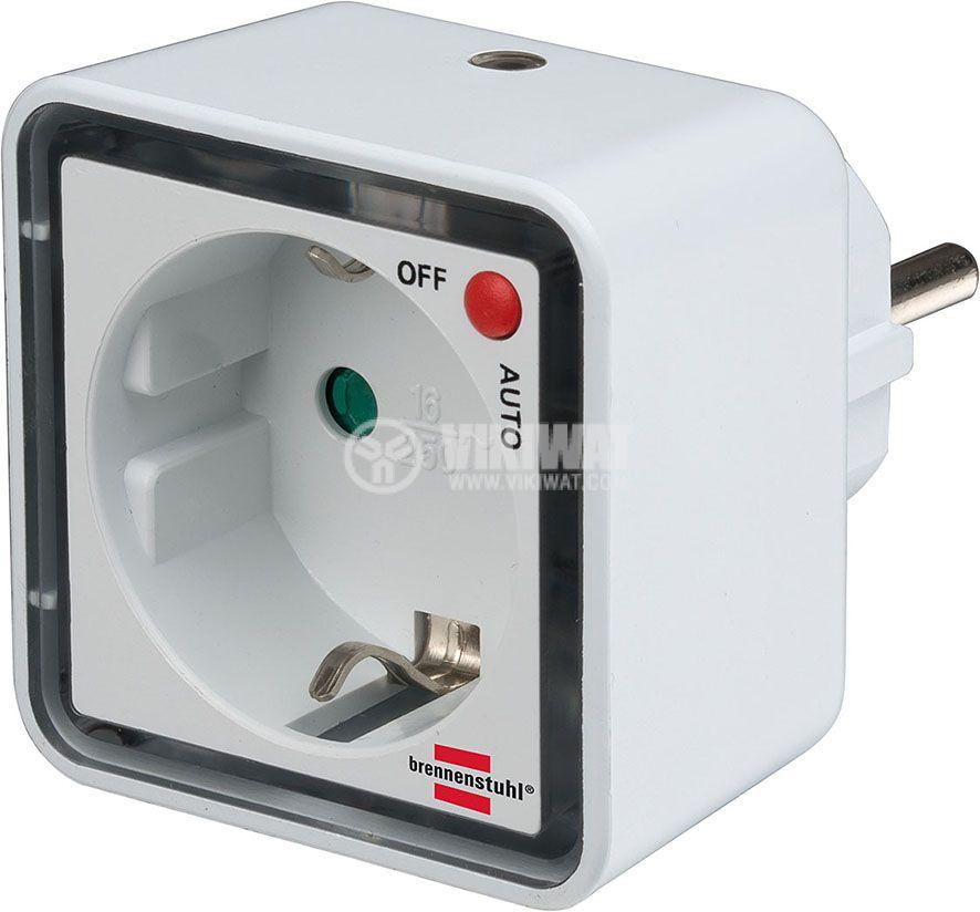 LED contact NL02ED with light sensor and key - 1
