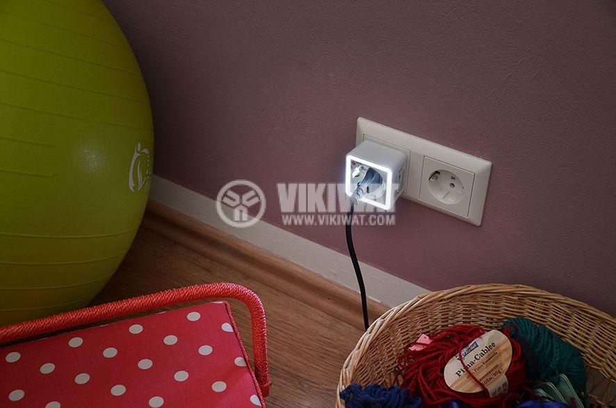 LED contact NL02ED with light sensor and key - 3