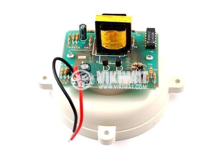 Пиезо  сирена, Тervis, 12 VDC, 110 dB - 2