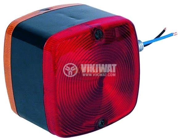 Автомобилна лампа/габарит 12VDC / 24VDC, TL2008 - 1