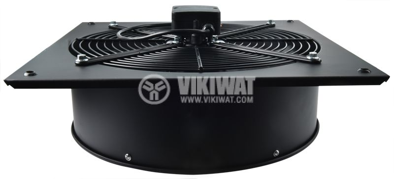 Fan FDA-4D-500B, industrial, axial, 500mm, 8700m3/h, 320W, 380VAC - 4