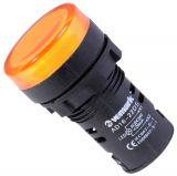 LED Indicator Lamp AD16-22DS, 24 VAC/VDC