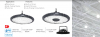 Industrial LED lamp HIBAY, 100W, 220-240VAC, 10000lm, 6000K, cool white, IP65, waterproof, BT45-19132 - 4