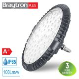 Industrial LED lamp HIBAY, 100W, 220-240VAC, 10000lm, 6000K, IP65, waterproof, BT45-19132