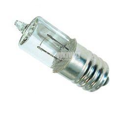 Миниатюрна лампа за фенер 2,8V 0,85A Е10 халогенна