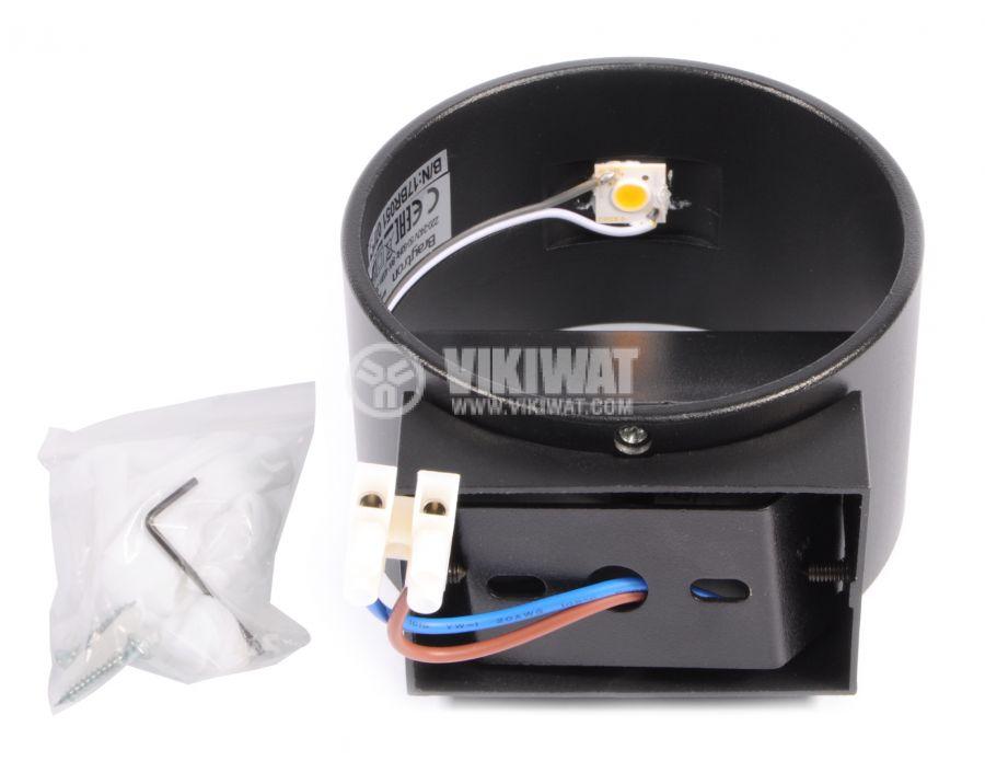 LED lightning fixture BH07-03001, 8W, 220VAC, 3000K, warm white - 4