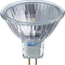Халогенна лампа 20 W, 12 V, MR16, G6.35