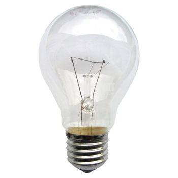 Обикновена лампа 220 VAC, 100 W, E27 - 1