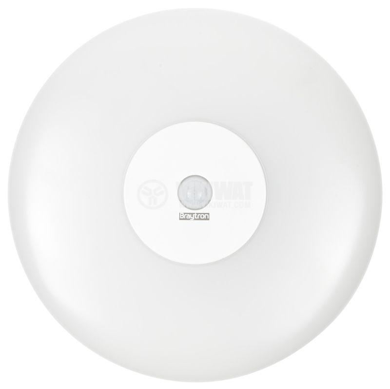 Platen JADE with sensor, 18W, 220VAC, 1440lm, 3000K, IP44, BH15-01100 - 7