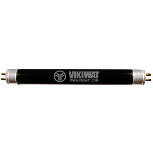 Луминесцентна UV тръба BL 812 6W T5 227mm