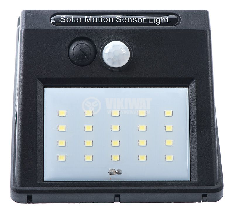 Solar LED lamp with sensor 500lm - 3