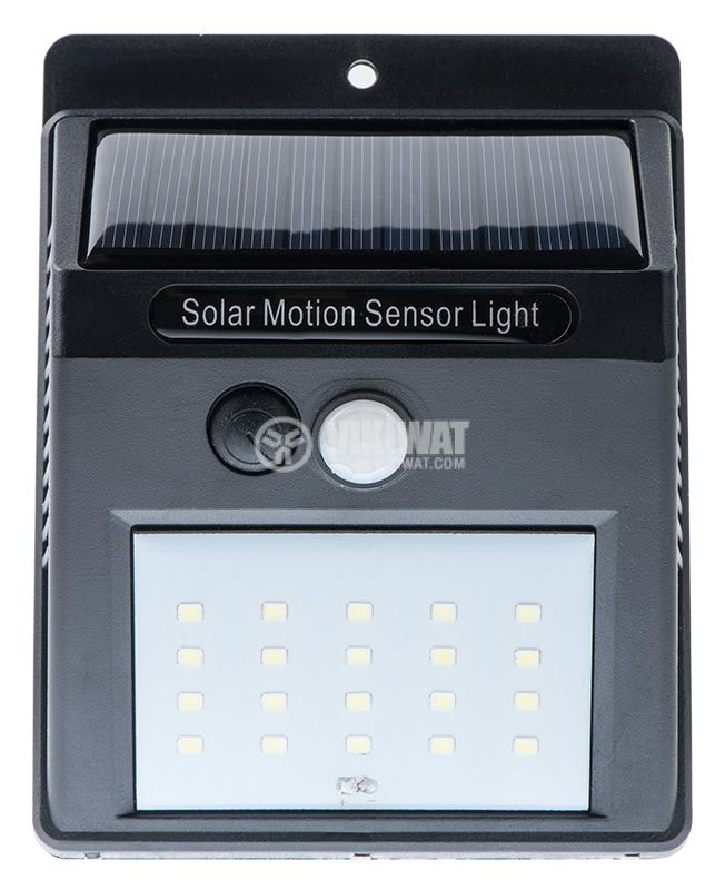 Solar LED lamp with sensor 6000K - 1