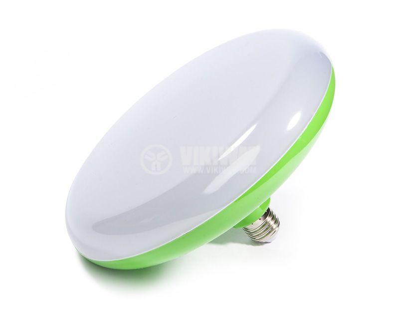 LED bulb, E27, 32W, 2500lm, 6400K, green, BB01-53223 - 2