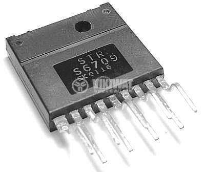 Интегрална схема STRS6709