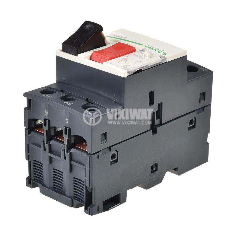 Моторна термично-токова защита  - 3