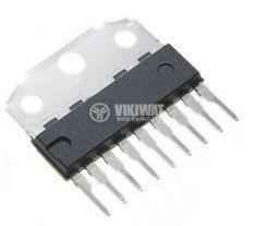 Интегрална схема AN5512, TV vertical deflection output circuit, 9-lead SIL