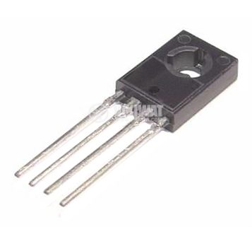 Интегрална схема AN6651, Motor control circuit, 4-lead SIL