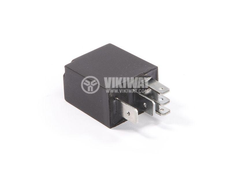 Автореле, AS408 1Z, 12VDC, 30A, NO+NC - 2