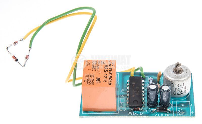 Терморегулатор 3 КИТ-В807 - 2