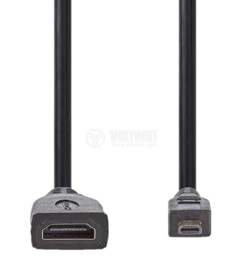 Адаптер HDMI-micro HDMI - 2