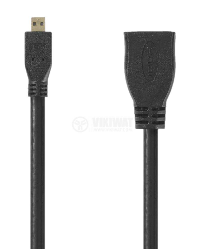 Преход HDMI-micro HDMI - 1