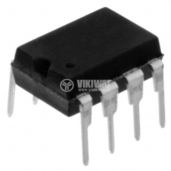 Интегрална схема RC4558P, Dual operational amplifier, DIP8