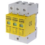 BY1-10D Surge Protective Device, 380VAC, 10kA