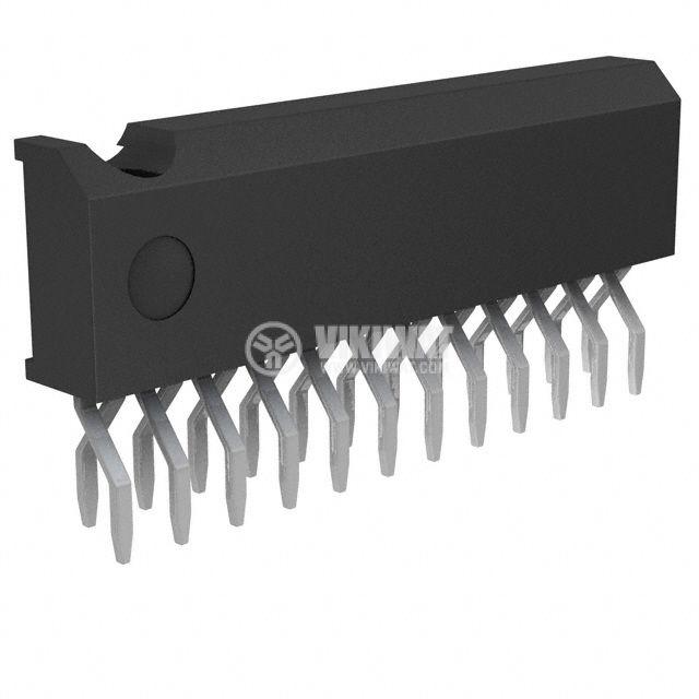 Интегрална схема BA7751, Audio signal prosessing