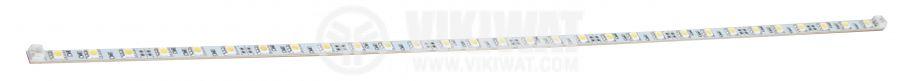 LED модул SMD5050, 30led, 7.2W, 12VDC, невлагозащитен, син - 2