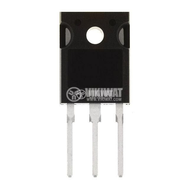 Транзистор 15NA50/W15NA50, N-MOSFET+D, 500V, 14.6A, 80W, 0.400ohm, TO-247