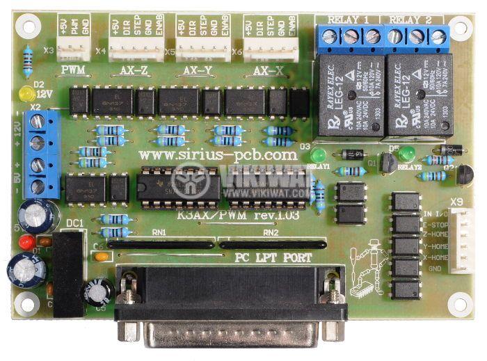 Controller K3AX-PWM - 1