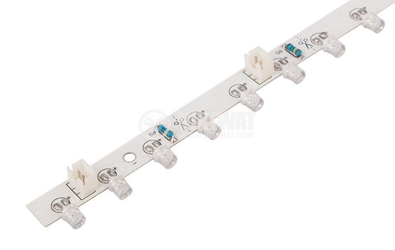LED модул, 18LED, 1.05W, 12V DC, червен - 2