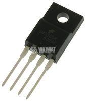 Интегрална схема 1H0380R, драйвер за импулсни захранвания, Fairchild Power Switch, TO-220F-4L