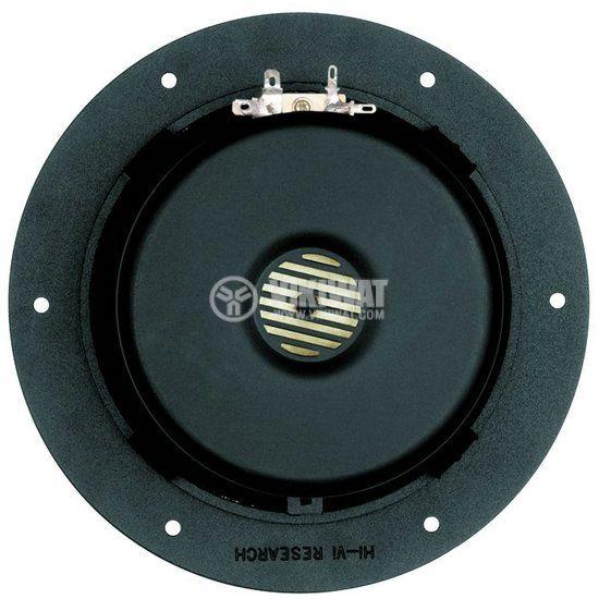 """Low frequency car speacker W6, 8Ohm, 45W, 7.7"""" - 3"""