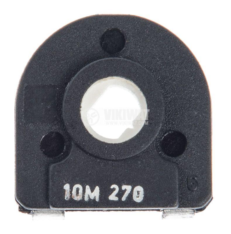 Trimmer potentiometer 10MOhm - 1