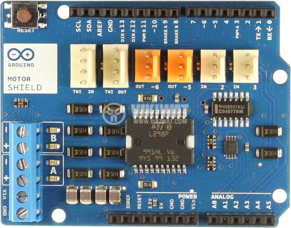 Development kit ARDUINO Motor Shield - 1