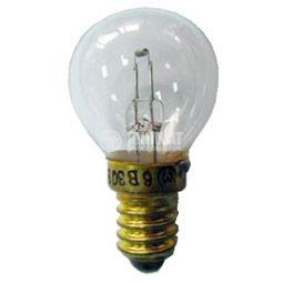 Специална лампа, 6 V, 15 W, E14, за микроскоп