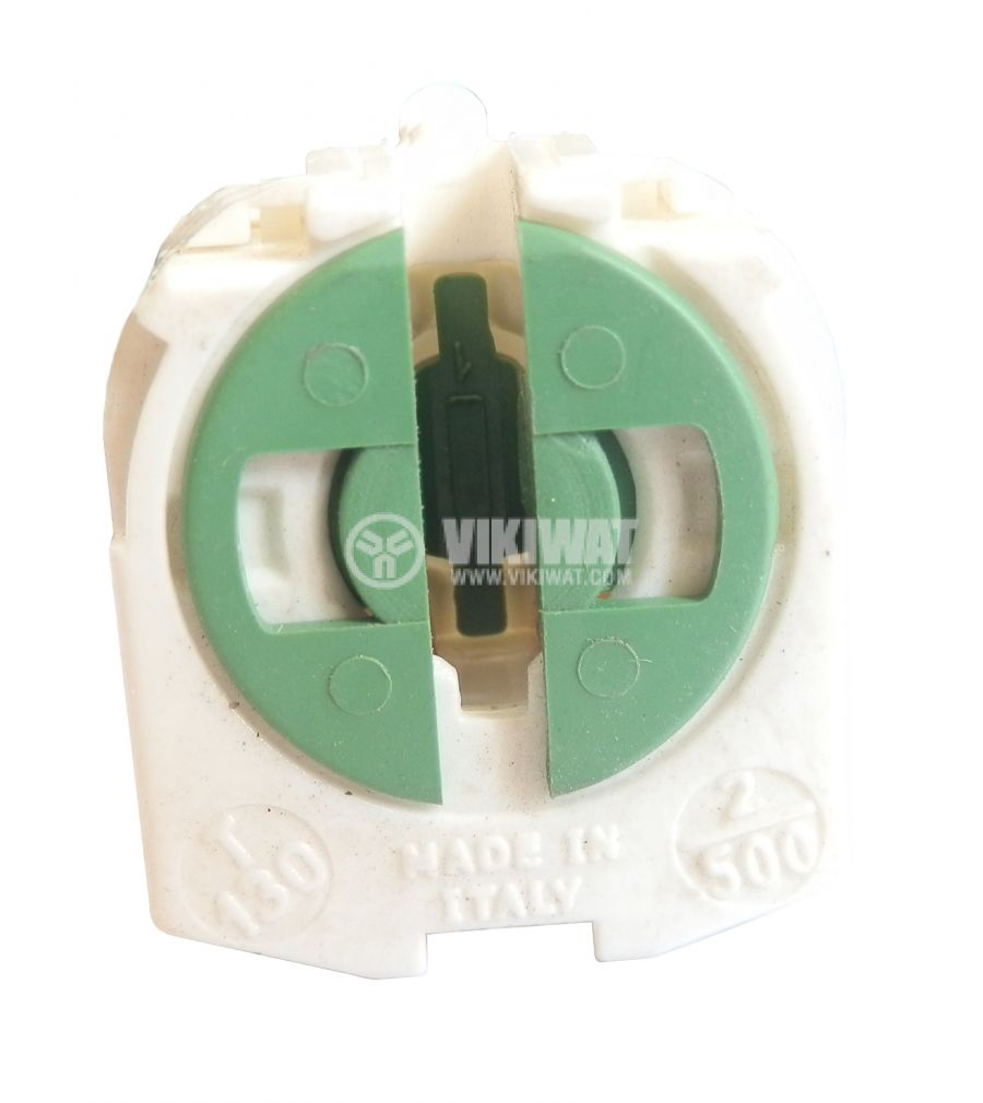 Цокъл за луминесцентна лампа T4/T5, G5 - 1