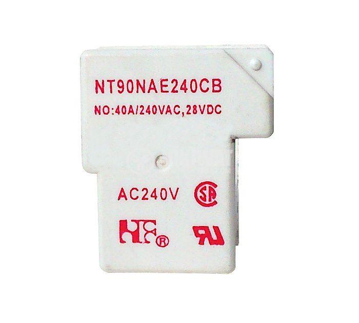 Електромагнитно универсално  реле, NT90TNAE240CB, 220VAC  240VAC/40A SPST - NO - 1