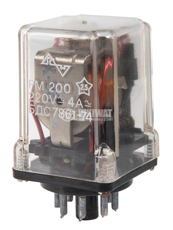 Реле електромагнитно РМ200 - 1
