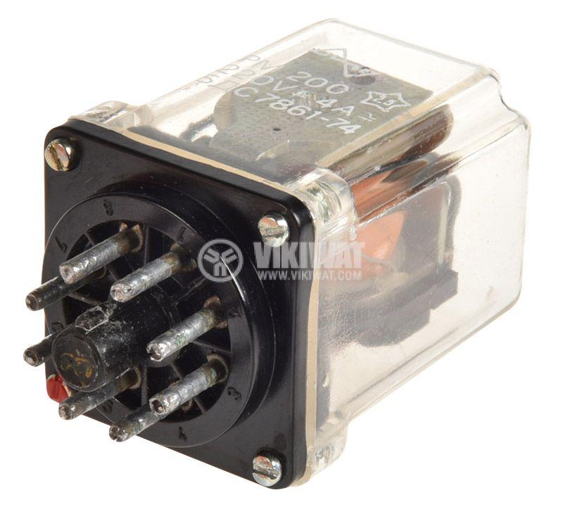 Електромагнитно реле РМ200 - 1