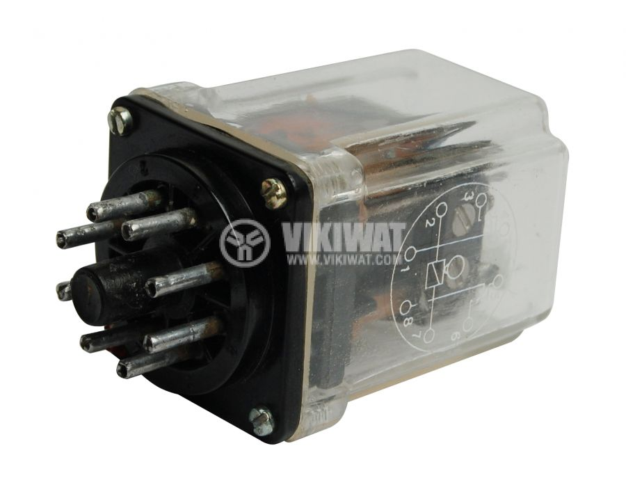 Electromagnetic relay PM200 220VDC coil - 1