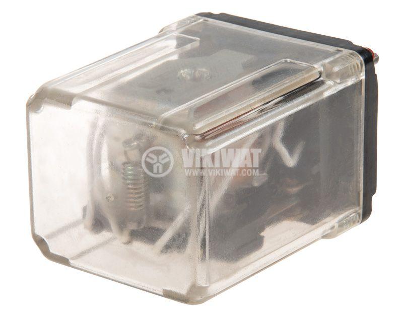 Реле електромагнитно PM400 бобина 220V 220V 3A 4PDT 4NO+4NC - 4