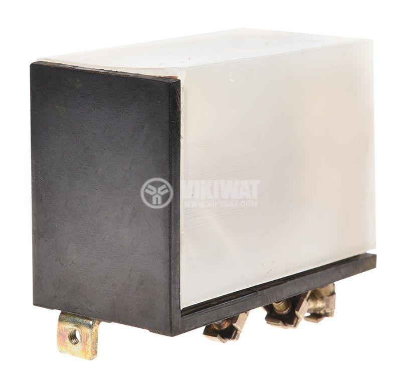Реле PC2 електромагнитно, универсално, бобина 12V, 24VDC/4A, SPDT-NO+NC - 3