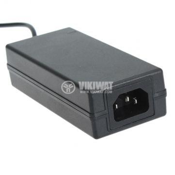 Power Adapter (100-240) VAC - 12VDC, 5A - 2