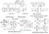 Електромагнитно автомобилно реле бобина 12VDC 14VDC/70A SPST - NO AS403G70A  - 2