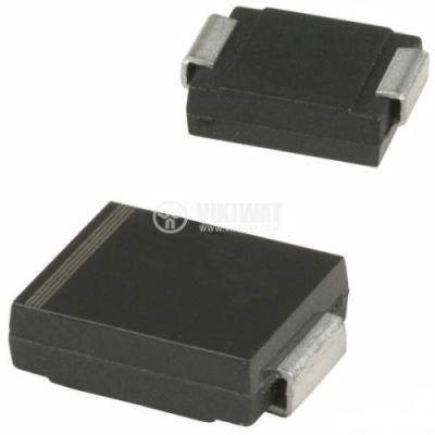Schottky Rectifier Diode SS34, 40V, 3A, DO-214AB